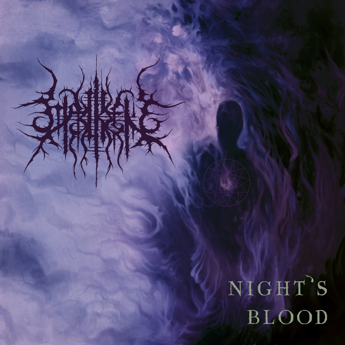 Mazikeen – Night's Blood (Vexation Cover)