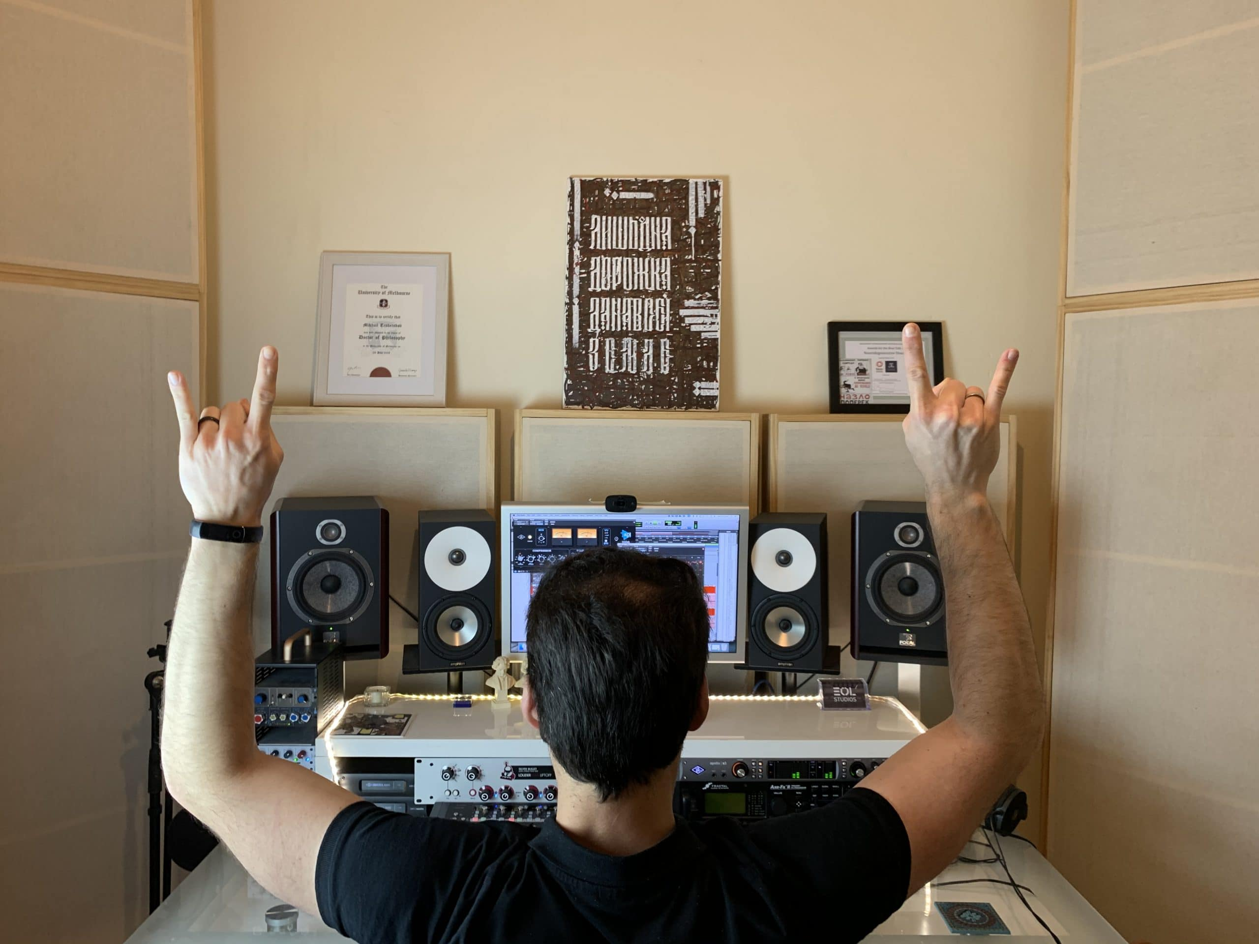 How to Prepare for a Successful Studio Release – by Dr. Mike Trubetskov, Producer at EOL Studios