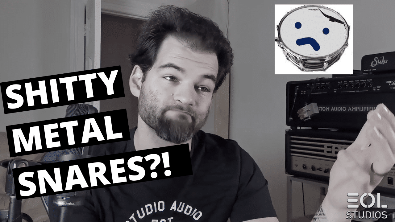 Doctor Mike Reacts to Crap Metal Snares