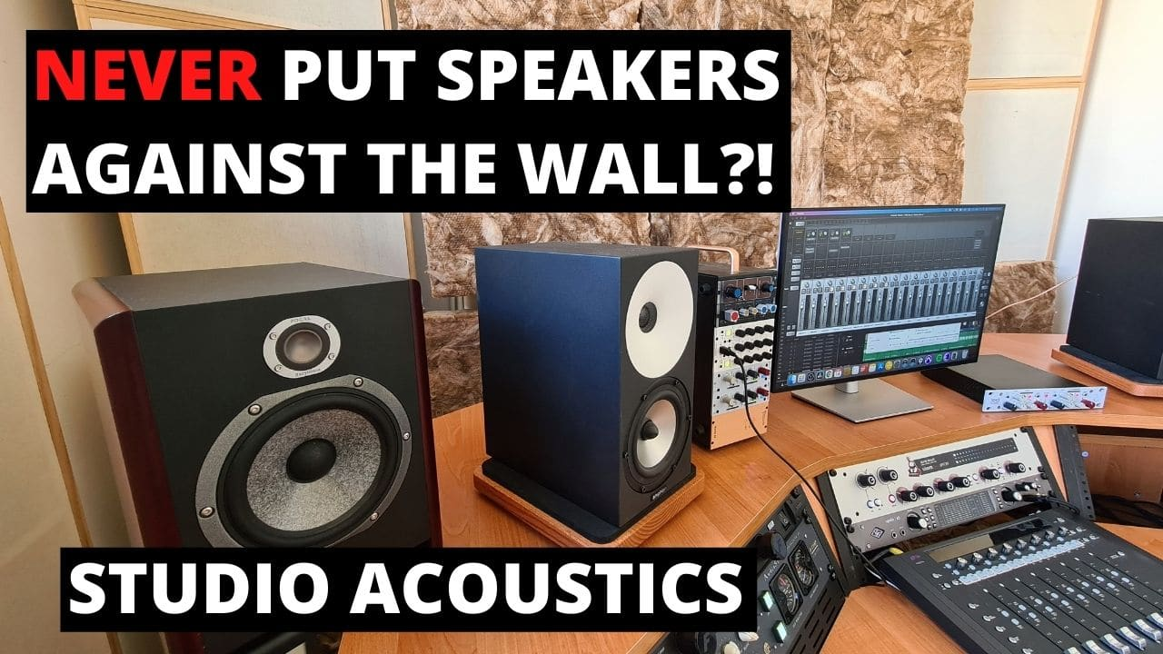 How I Treated My New Studio Room. Studio Acoustics and Frequency Analysis with Room Eq Wizard.